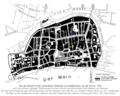Frankfurt am Main-Karte der Altstadt nach Baldemar von Petterweil-Hof Rebstock am Markt.png