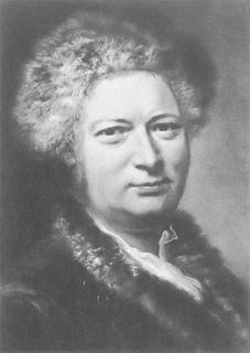 Friedrich von Hagedorn German poet