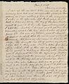 From Anne Warren Weston to Deborah Weston; Monday, January 9, 1837 p1.jpg