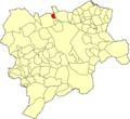 Fuensanta Albacete Mapa Municipal.png