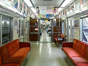 Fukuoka Subway 1000 series