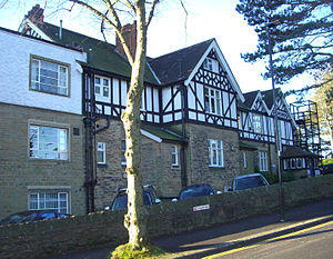 Fulwood, Sheffield - Fulwood House.