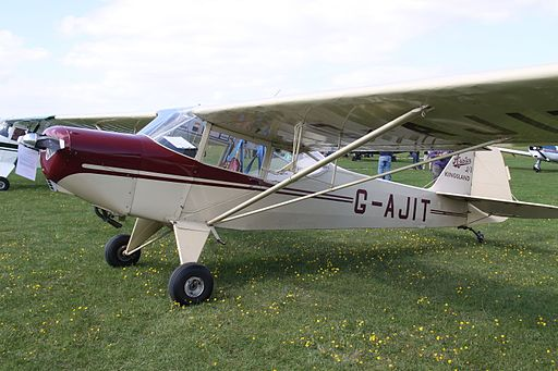 G-AJIT Auster J-1 Kingsland (9693167354)
