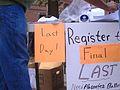 GMU Mason Votes DSCF0963 (2919772956).jpg