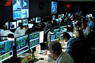 Ground segment - Image: GSFC Space Telescope Operations Control