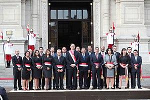 Consejo de ministros del per wikipedia la enciclopedia for Clausula suelo consejo de ministros
