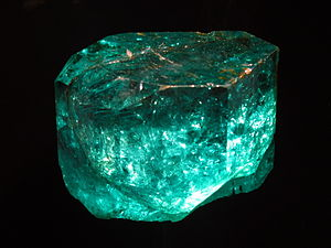 Emerald Green The Gachala From National Museum Of Natural History Washington