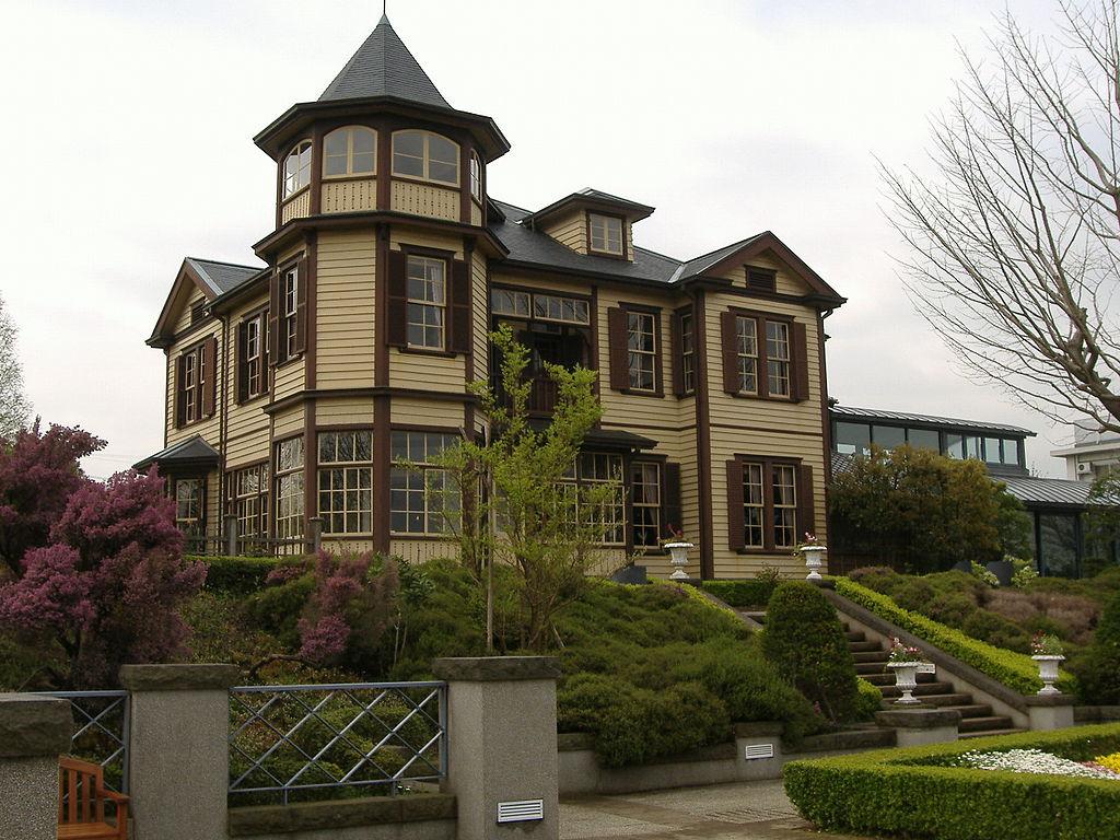 Diplomats House in Yokohama - Attraction in Yokohama, Japan - Justgola