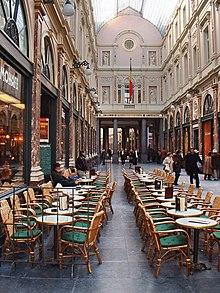 Royal Galeries Of St Hubert