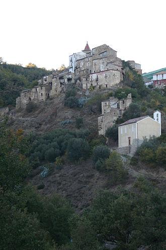 Gallicchio - Image: Gallicchio veduta