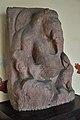 Ganesha - Late Gupta Period - Gau Ghat - ACCN 74-22 - Government Museum - Mathura 2013-02-22 4740.JPG
