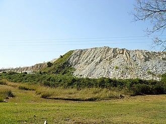 Gantts Quarry, Alabama - Image: Gantt's Quarry Alabama 2