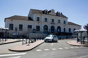 Montereau Station - Montereau Station