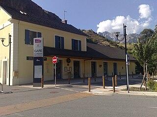 LArgentière-la-Bessée Commune in Provence-Alpes-Côte dAzur, France