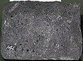 Garnetiferous hornblende schist (Hanover, Grafton County, New Hampshire, USA) (41174163384).jpg