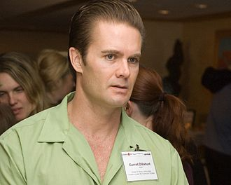 """The Last House on the Left (2009 film) - It was Garret Dillahunt's unique auditioning approach—creating """"ambiguity and subtleties"""" that the other actors were lacking—that eventually won him the role of Krug."""