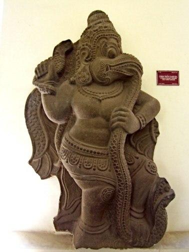 Garuda Thap Mam 13th c