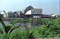 Gate Complex And Convention Centre Complex Under Construction - Science City - Calcutta 1996-02-21 993.JPG