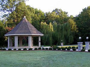 Butner, North Carolina - Gazebo Park