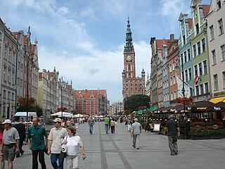Long Market square