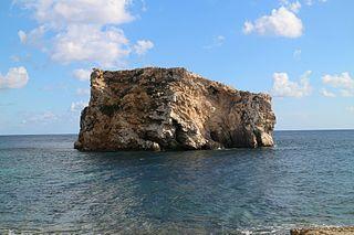 Ħalfa Rock