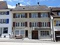 Geburtshaus von Jakob Probst (1880–1966) Dorfplatz 15, Reigoldswil (1).jpg