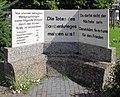 Gedenktafel Sachsendamm 47 (Schön) Kriegsopfer.jpg