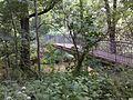 Geh- und Radwegbrücke im Apitzsch bzw. Connewitzer Holz 2016.jpg
