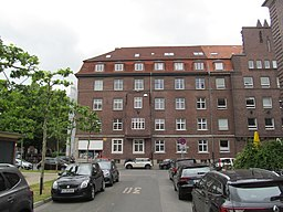 Geibelplatz in Hannover