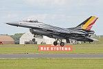 General Dynamics F-16AM 'FA-123' (34746057023).jpg
