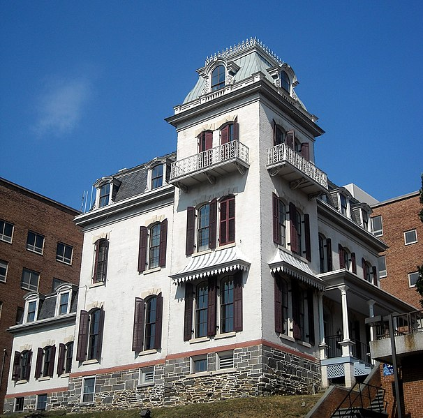 Howard House in South Washington, District of Columbia