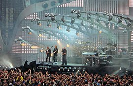 Genesis live at the Olympiastadion Berlin (2007)