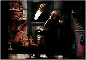 Gennaro Duccilli in Dr. Jekyll and Mr. Hyde