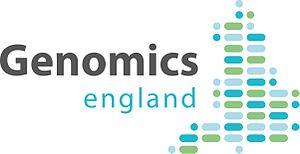 Genomics England - Genomics England logo