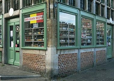 Gent, buitenkant van de Beercorner oeg25083 IMG 0576 2021-08-15 09.02.jpg