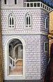 Gentile da fabriano, presentazione al tempio (da pala strozzi), 1423, 03.JPG