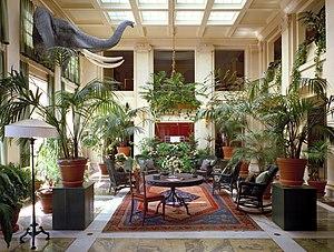 George Eastman Museum - Interior