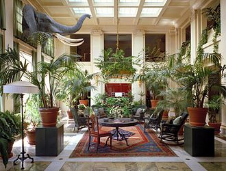 George Eastman Museum - Interior