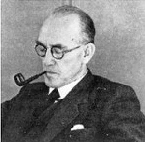 George Carter (engineer) - Image: George Carter, Glosters engineer