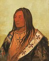 George Catlin - Táh-zee-keh-dá-cha, Torn Belly, a Distinguished Brave - 1985.66.77 - Smithsonian American Art Museum.jpg