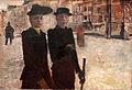 George Hendrik Breitner - Vrouwen op het Rokin.JPG