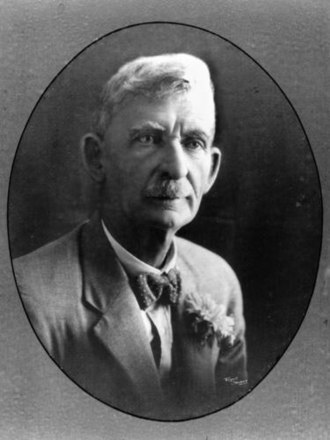 George Philip Barber - Image: George Phillip Barber Queensland politician