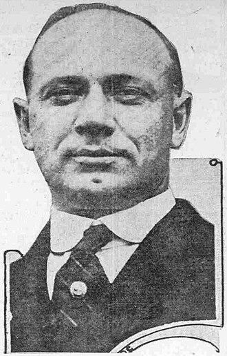 George Varnell - Varnell, circa 1919