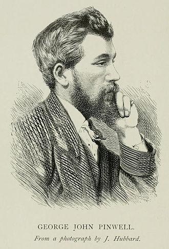 George John Pinwell - The Artist George J. Pinwell 1842–1875 from Williamson's 1900 biography