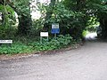 Georges Lane off Rock Road - geograph.org.uk - 1427085.jpg