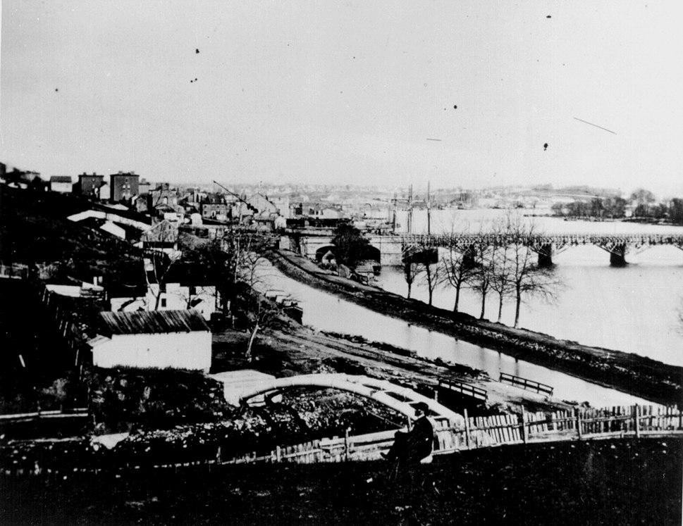Georgetown wa dc 1862