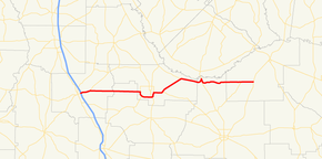 Georgia state route 107 map.png