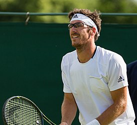 Gerald Melzer 1, 2015 Wimbledon Qualifying - Diliff.jpg
