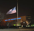 Gerald R. Ford Presidential Museum following news of Ford's death.jpg