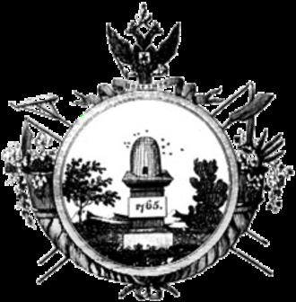 1765 in Russia - Gerbv